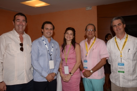Juan Manuel Martín de Oliva, Juan Tomás Díaz, Paola Rainieri, Ernesto Veloz,. Rene Grulllón