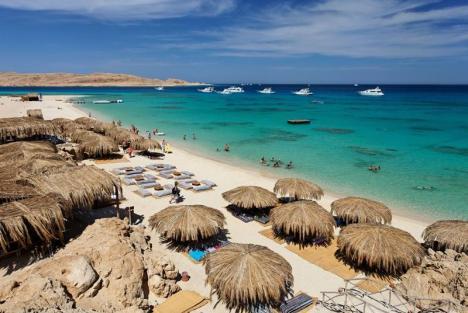 Playa de Hurghada (Fuente externa)