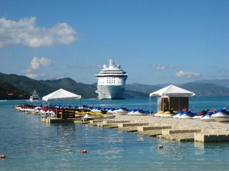 Turismo en Haití.