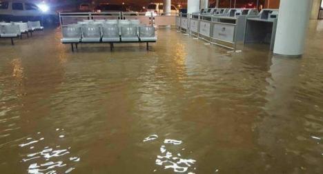 aeropuerto-de-puerto-plata-queda-inundado-por-lluvias